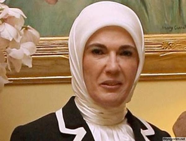 'Başbakan Emine Erdoğan'